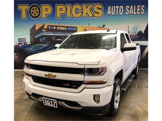 2017 Chevrolet Silverado 1500 LT (Stk: 115840) in NORTH BAY - Image 1 of 27