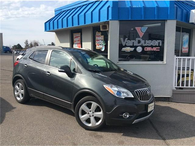 2016 Buick Encore Premium (Stk: B7361) in Ajax - Image 1 of 24