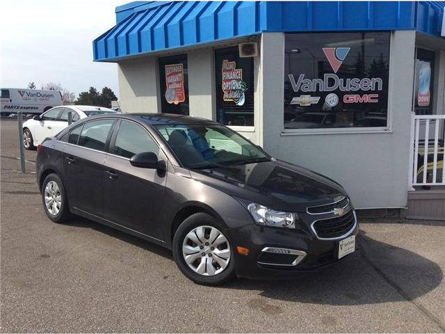 2015 Chevrolet Cruze LT 1LT (Stk: B7369) in Ajax - Image 1 of 21