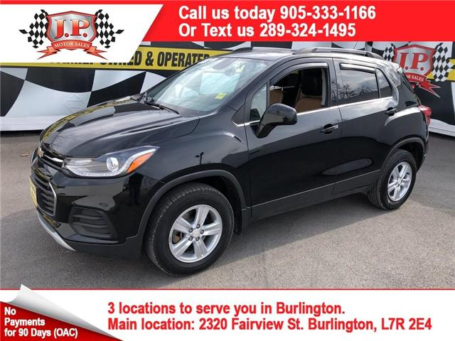 2017 Chevrolet Trax LT (Stk: 46569) in Burlington - Image 1 of 27