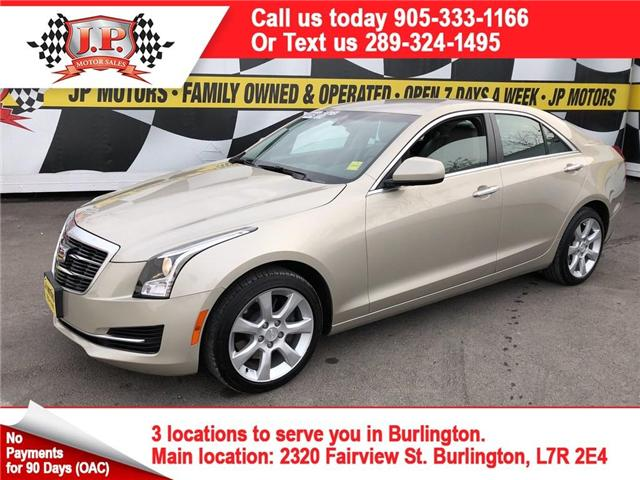 2015 Cadillac ATS 2.0L Turbo (Stk: 46563) in Burlington - Image 1 of 24