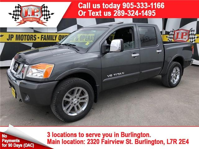 2012 Nissan Titan  (Stk: 46428A) in Burlington - Image 1 of 24