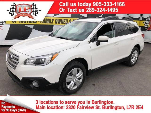 2017 Subaru Outback 2.5i (Stk: 46574) in Burlington - Image 1 of 15