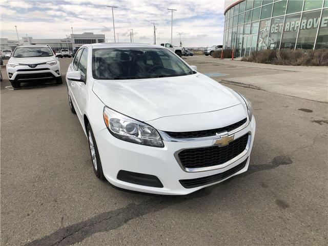 2015 Chevrolet Malibu  (Stk: 2801013A) in Calgary - Image 1 of 16