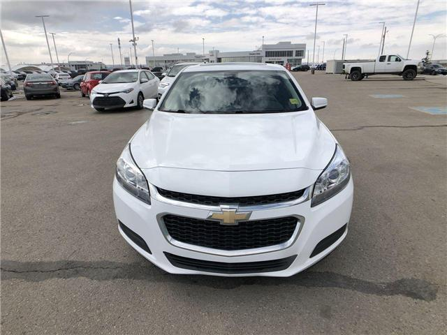 2015 Chevrolet Malibu  (Stk: 2801013A) in Calgary - Image 2 of 16