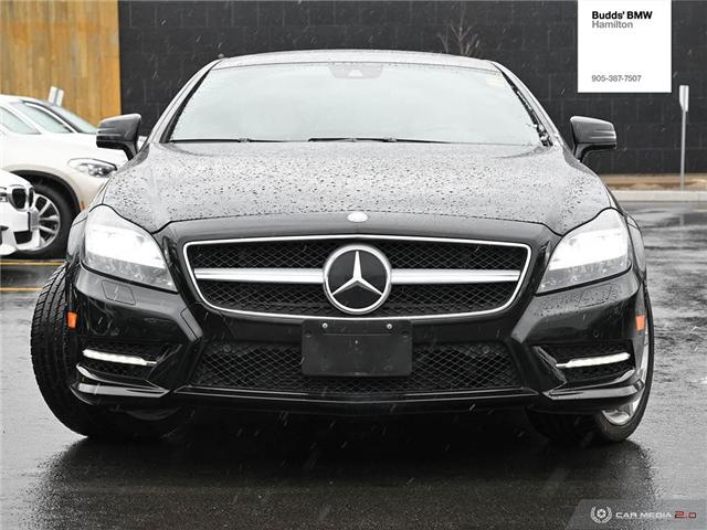 2014 Mercedes-Benz CLS-Class Base (Stk: B85171A) in Hamilton - Image 2 of 27