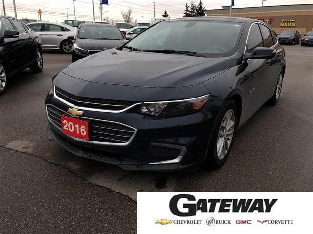 2016 Chevrolet Malibu LT|NEW BODY STYLE|BLUETOOTH|LOW KMS| (Stk: PL17840) in BRAMPTON - Image 1 of 18