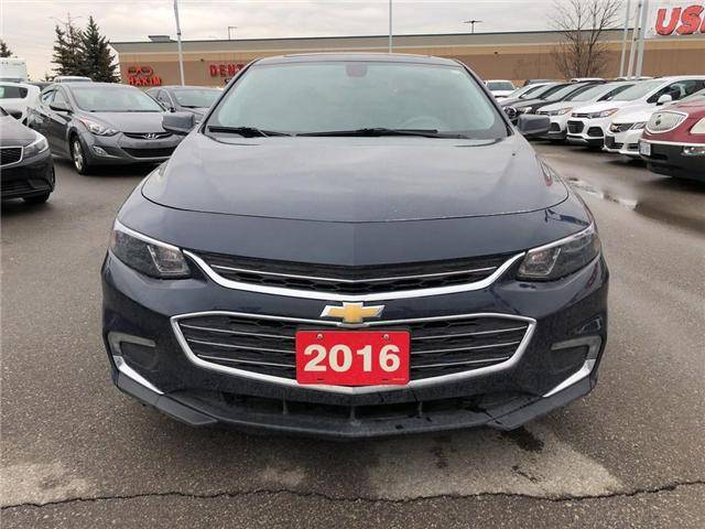 2016 Chevrolet Malibu LT|NEW BODY STYLE|BLUETOOTH|LOW KMS| (Stk: PL17840) in BRAMPTON - Image 2 of 18