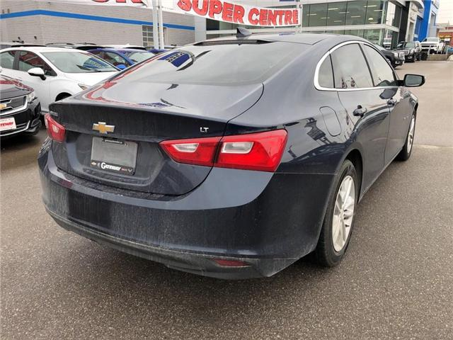 2016 Chevrolet Malibu LT|NEW BODY STYLE|BLUETOOTH|LOW KMS| (Stk: PL17840) in BRAMPTON - Image 4 of 18