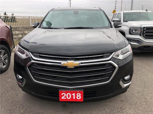 2018 Chevrolet Traverse LT True North|AWD|LEATHER|PANO ROOF| (Stk: 147061A) in BRAMPTON - Image 2 of 2
