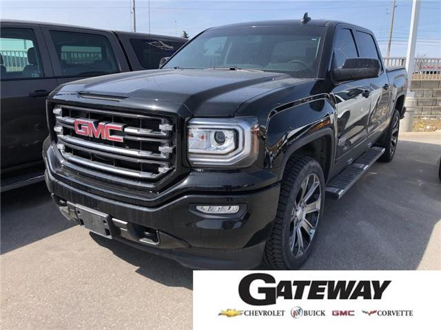 2017 GMC Sierra 1500 SLT| SUNROOF, VENTED SEATS (Stk: PL18018) in BRAMPTON - Image 1 of 19