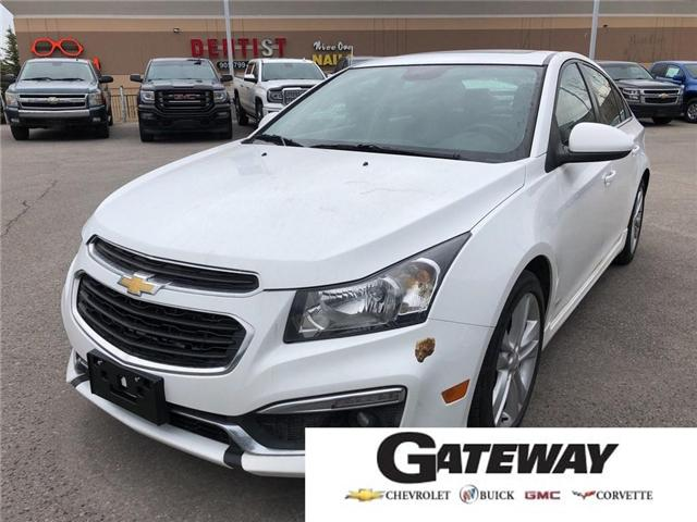 2015 Chevrolet Cruze 2LT|RS|SUNROOF|BLUETOOTH| (Stk: PA17997) in BRAMPTON - Image 1 of 1
