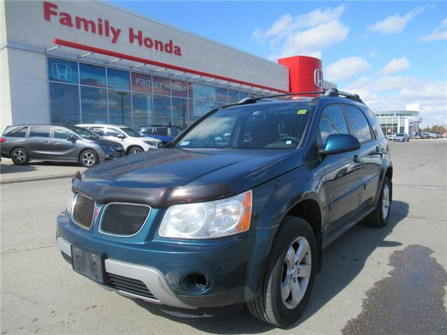 2006 Pontiac Torrent GREAT VALUE! (Stk: 9009977A) in Brampton - Image 1 of 12