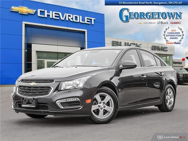 2015 Chevrolet Cruze 2LT (Stk: 29402) in Georgetown - Image 1 of 27