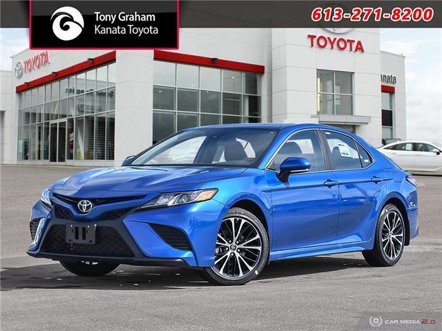 2019 Toyota Camry SE (Stk: 89279) in Ottawa - Image 1 of 28