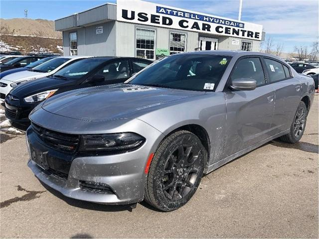 2018 Dodge Charger GT (Stk: 3966) in Brampton - Image 1 of 15