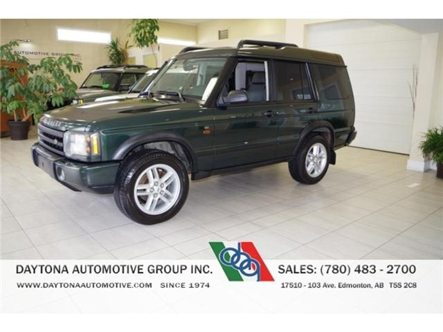 2004 Land Rover Discovery SE (Stk: 2026) in Edmonton - Image 1 of 19