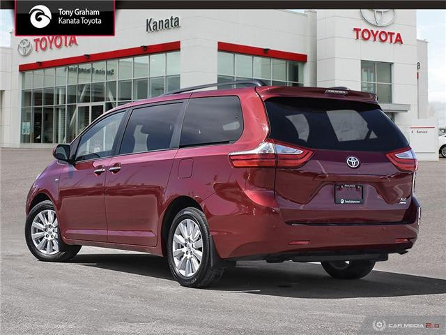 2017 Toyota Sienna XLE 7 Passenger (Stk: K4228A) in Ottawa - Image 4 of 29
