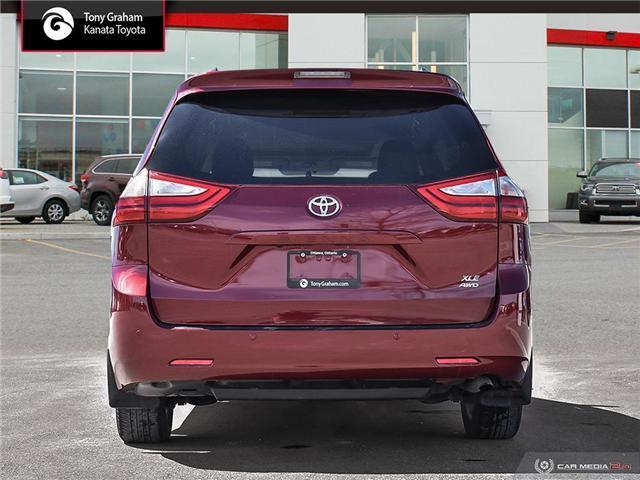 2017 Toyota Sienna XLE 7 Passenger (Stk: K4228A) in Ottawa - Image 5 of 29