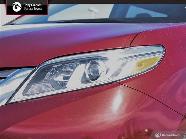 2017 Toyota Sienna XLE 7 Passenger (Stk: K4228A) in Ottawa - Image 10 of 29