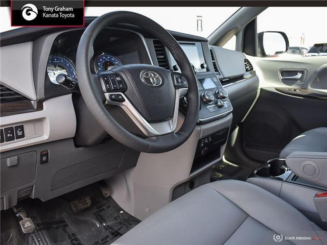 2017 Toyota Sienna XLE 7 Passenger (Stk: K4228A) in Ottawa - Image 13 of 29