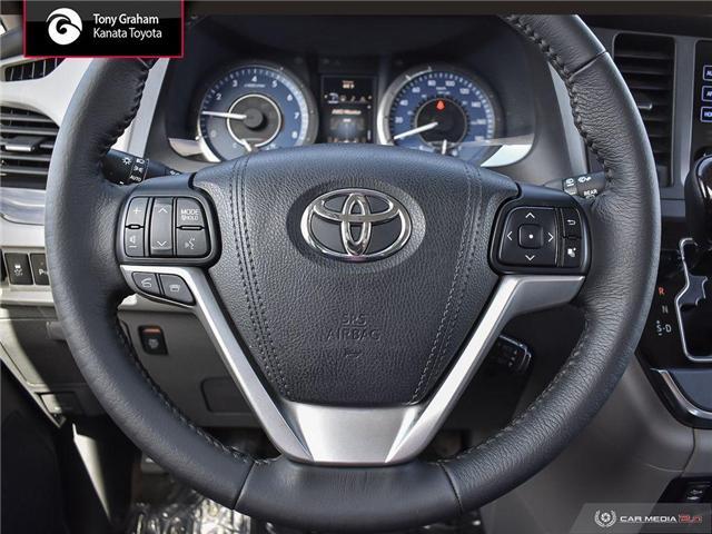 2017 Toyota Sienna XLE 7 Passenger (Stk: K4228A) in Ottawa - Image 14 of 29