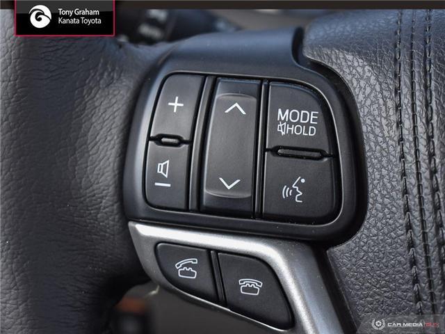 2017 Toyota Sienna XLE 7 Passenger (Stk: K4228A) in Ottawa - Image 17 of 29