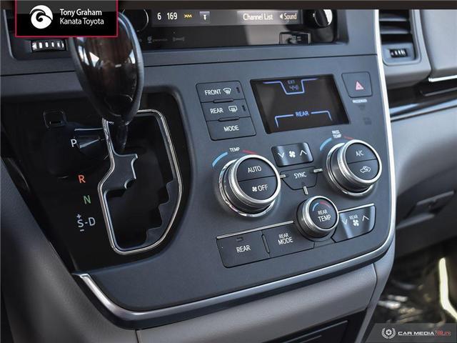 2017 Toyota Sienna XLE 7 Passenger (Stk: K4228A) in Ottawa - Image 20 of 29
