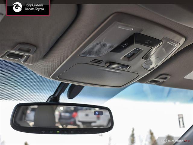 2017 Toyota Sienna XLE 7 Passenger (Stk: K4228A) in Ottawa - Image 22 of 29