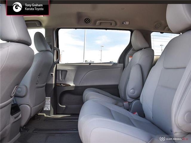 2017 Toyota Sienna XLE 7 Passenger (Stk: K4228A) in Ottawa - Image 25 of 29