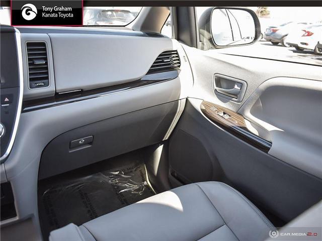 2017 Toyota Sienna XLE 7 Passenger (Stk: K4228A) in Ottawa - Image 27 of 29