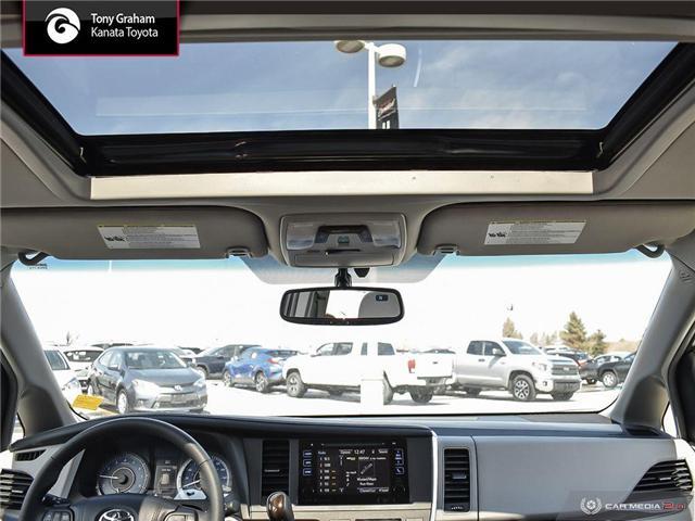 2017 Toyota Sienna XLE 7 Passenger (Stk: K4228A) in Ottawa - Image 28 of 29