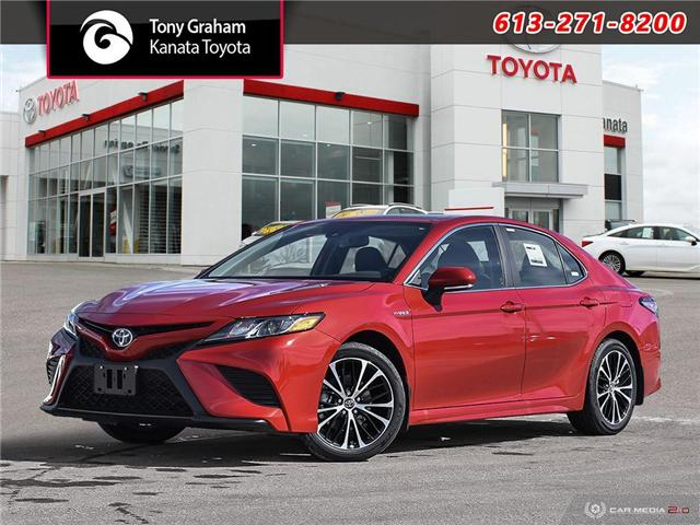 2019 Toyota Camry Hybrid SE (Stk: 89327) in Ottawa - Image 1 of 28