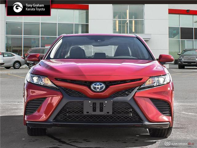 2019 Toyota Camry Hybrid SE (Stk: 89327) in Ottawa - Image 2 of 28