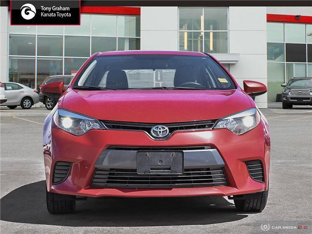 2015 Toyota Corolla  (Stk: M2621) in Ottawa - Image 2 of 27