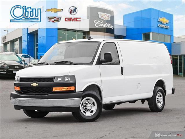 2018 Chevrolet Express 2500 Work Van (Stk: R12202) in Toronto - Image 1 of 27