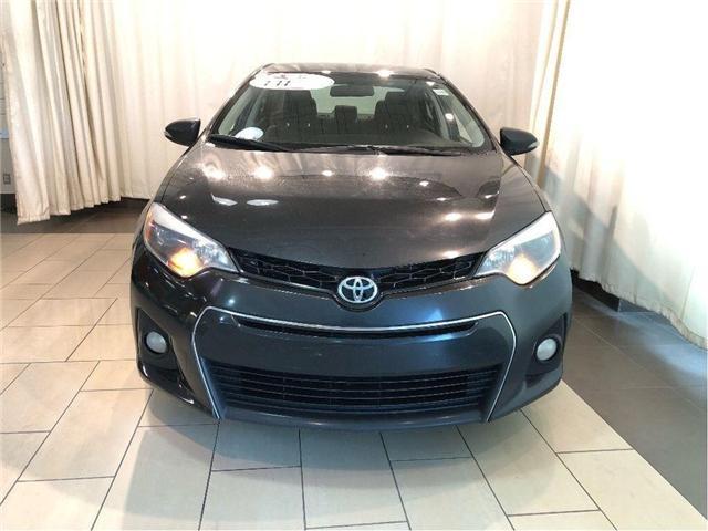 2014 Toyota Corolla S (Stk: K31628) in Toronto - Image 2 of 30