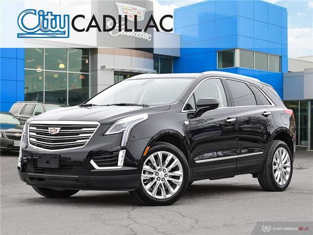 2019 Cadillac XT5 Premium Luxury (Stk: 2903698) in Toronto - Image 1 of 27