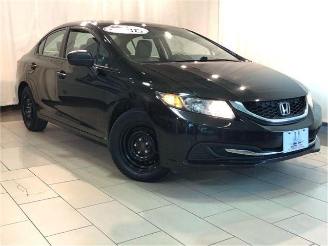 2014 Honda Civic DX (Stk: 38656) in Toronto - Image 1 of 28