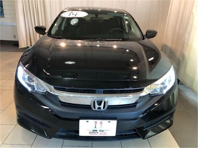 2017 Honda Civic LX CVT w/ HondaWarranty till 2022/100,000km (Stk: 38783) in Toronto - Image 2 of 30