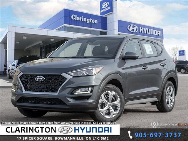 2019 Hyundai Tucson Essential w/Safety Package (Stk: 19182) in Clarington - Image 1 of 23