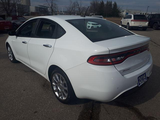 2014 Dodge Dart Limited (Stk: B8011A) in Milton - Image 2 of 12