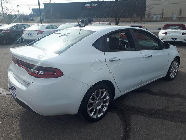 2014 Dodge Dart Limited (Stk: B8011A) in Milton - Image 3 of 12