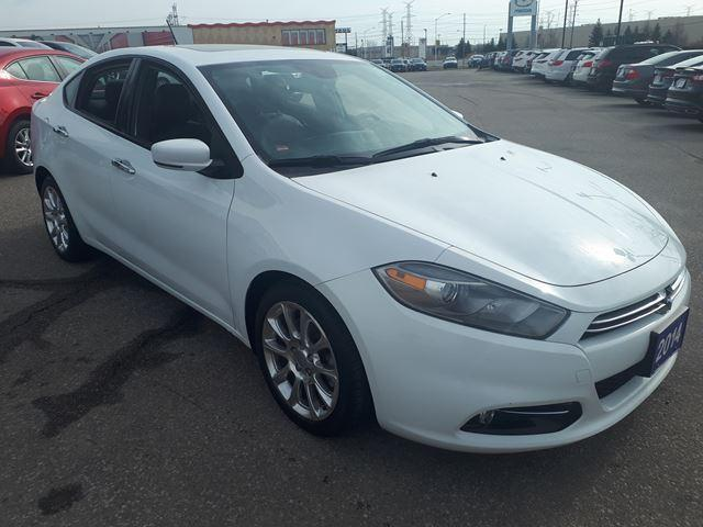 2014 Dodge Dart Limited (Stk: B8011A) in Milton - Image 4 of 12