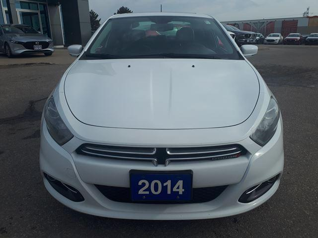 2014 Dodge Dart Limited (Stk: B8011A) in Milton - Image 5 of 12