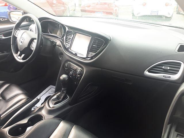2014 Dodge Dart Limited (Stk: B8011A) in Milton - Image 7 of 12