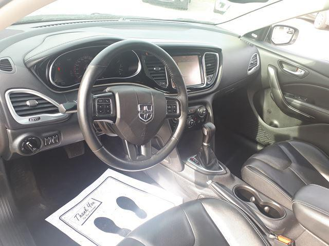 2014 Dodge Dart Limited (Stk: B8011A) in Milton - Image 9 of 12