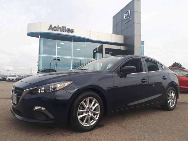 2015 Mazda Mazda3 GS (Stk: P5905) in Milton - Image 1 of 11
