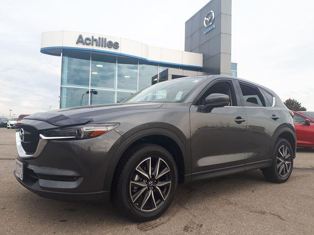 2018 Mazda CX-5 GT (Stk: H1678) in Milton - Image 1 of 12