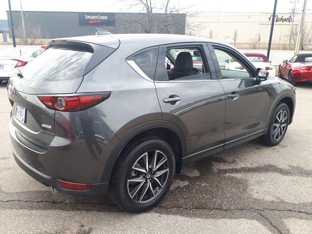 2018 Mazda CX-5 GT (Stk: H1678) in Milton - Image 4 of 12